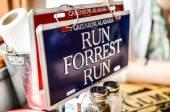 """Run, Forrest, run"" — Stock Photo"