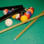 Billiard. — Stock Photo #55779187