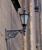 Lantern Street — Stock Photo