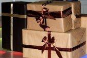 Gift packs — Stock Photo