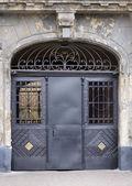 Porta velha — Fotografia Stock