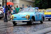 Lviv, Ukraine - June 2015: Auto festival Leopolis grand prix 201 — Stock Photo