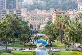 Grand Casino in Monte Carlo, Monaco. — Stock Photo