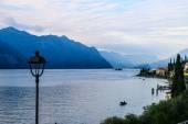 Lake Garda, Italy early in the morning! — 图库照片