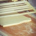 Yeast dough preparation machine. — Stock Photo #60944677