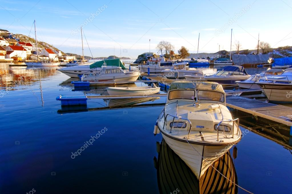 лодочные гавани