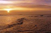 Sunrise over the North Sea, Norway — Stock Photo