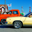 Colorful Old cars — Stock Photo #72152007