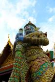 Giant of tample — Stock Photo
