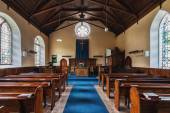 Baptist Church — Stock Photo