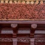 Roof detail of monastery in Leh — Stock Photo #64689237