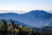 Scenery of Doi inthanon — Stockfoto