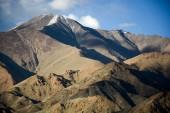 Mountain range in Leh, Ladakh, India — Foto de Stock