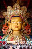 Thiksey Manastırı, Maitreya Buda heykeli — Stok fotoğraf