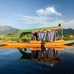 Dal lake at Srinagar, Kashmir, India — Stock Photo #73400157