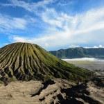 Batok volcano on East Java, Indonesia — Stock Photo #73933799