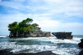 Pura Tanah Lot, Bali, Indonesia — Stock Photo