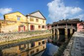Japanese Bridge in Hoi An, Vietnam — Stock Photo