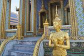 Scultura del buddha — Foto Stock