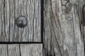 Old natural wooden planks texture — Stockfoto
