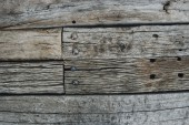Old natural wooden planks texture — 图库照片
