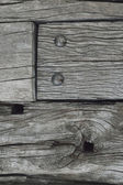 Old natural wooden planks texture — Foto Stock