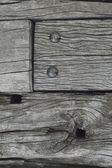 Old natural wooden planks texture — Foto de Stock