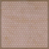 Retro pattern for love background, recycled paper craft — Stock Photo