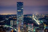 Gece şehir — Stok fotoğraf