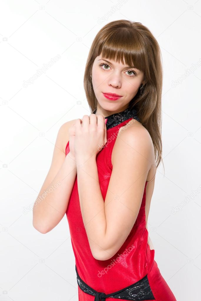 молодая длинная грудь фото
