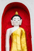 Image of Buddha at chiangrai Thailand — Stock Photo