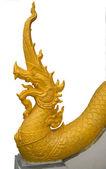 Golden re dei naga — Foto Stock