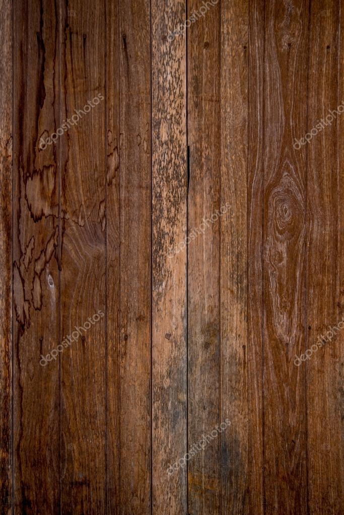 Braun Holz Tapete und Fußboden — Stockfoto © cyberking #66537305