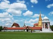 Wat phra kaew (Thai Temple) — Foto de Stock