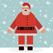Santa Claus illustration. — Stock Vector