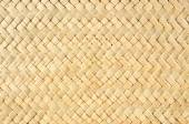 Abstract of texture bamboo basket for background — Stock Photo