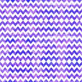 Watercolor seamless chevron pattern — ストック写真