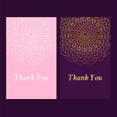 ビンテージの招待カード — ストックベクタ