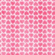 Abstract  seamless pattern with pink hearts. — Stock Vector #64343587