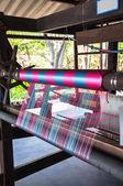 Machine for weaving — ストック写真