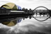 The Sage Gateshead, UK — Stock Photo