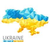 ウクライナ — ストックベクタ