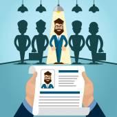 Interview Job — Stock Photo