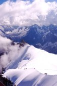 Mount Blanc — Stock Photo