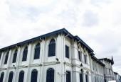 Architecture in Wat Phra Kaew — Stock Photo
