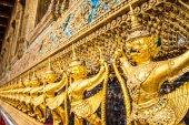 Garuda statue the temple  — Foto Stock