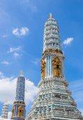 Pagoda in Temple  — Foto Stock