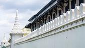 Temple walls — Stock Photo