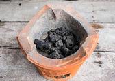 Clay oven brazier — Stock Photo