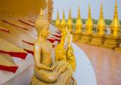 Buddha and architecture. — Stock Photo